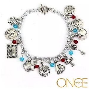 Jewelry - ARRIVED! Once Upon A Time Charm Bracelet